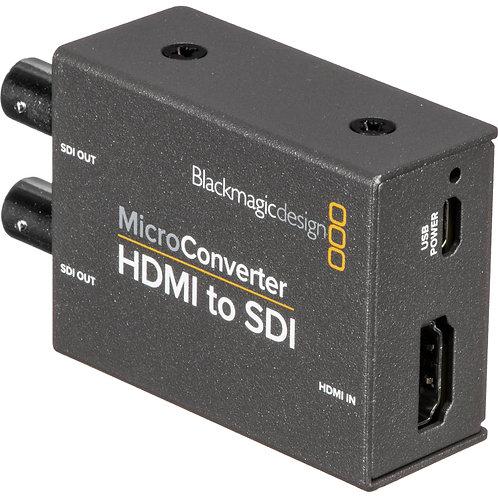Black Magic Design HDMI to SDI Micro Converter