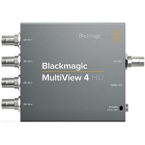 Black Magic Design Multiview 4HD