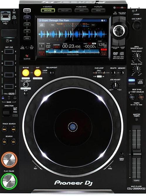 Pioneer CDJ-2000NSX2