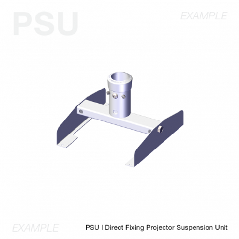 Projector Mount Panasonic PTVMZ 40 (White)