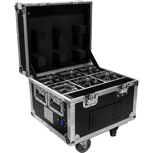 Prolights SmartBat Plus Battery Uplighter Flightcase