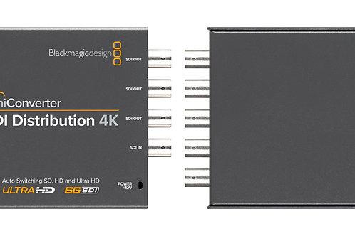 Black Magic Design 8 Way SDI Distributor