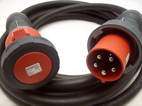 63a/3 Cable 5m
