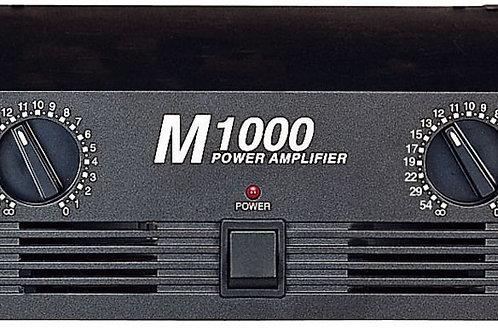Interm M100 2 Channel Amplifier