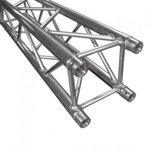 DT 34/3 - Square Silver Box Truss Base Plate
