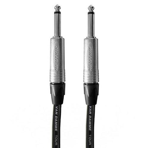 "TRS Unbalanced 1/4"" Jack cable 10m"