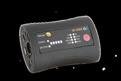 WDMX G5 Micro DMX Transmitter c/w PSU