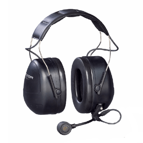 3M Peltor Intercom Headset, 220ohm Noise Cancelling Microphone