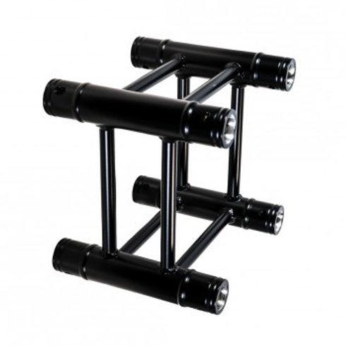 DuraTruss DT 34/2 Square Black Truss 0.21