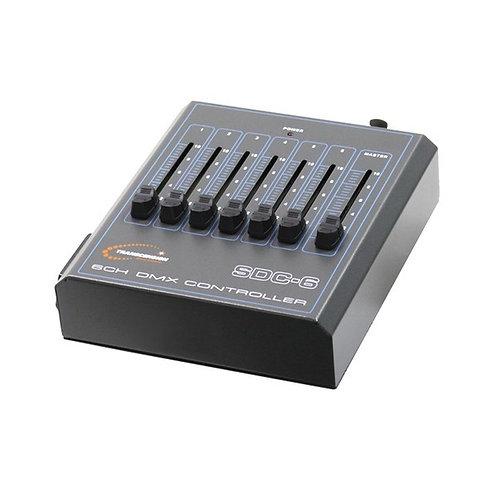 6 Channel DMX Controller