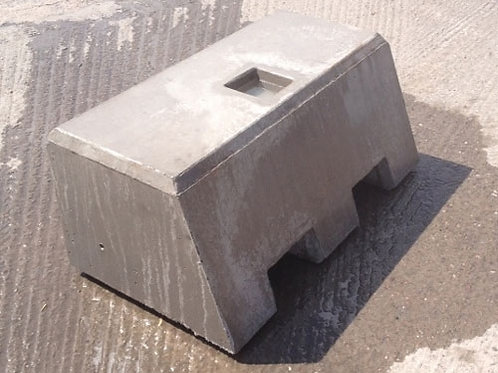 500kg Concrete Ballast Block