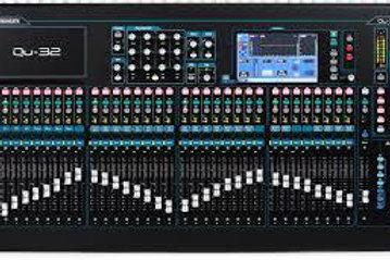 Allen & Heath Qu-32 32-channel Digital Mixer
