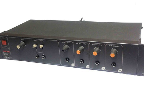 Tascam MH-40 4 Channel Headphone Amplifier