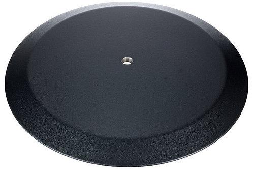 K&M 26700 Round Base (Base - Black)
