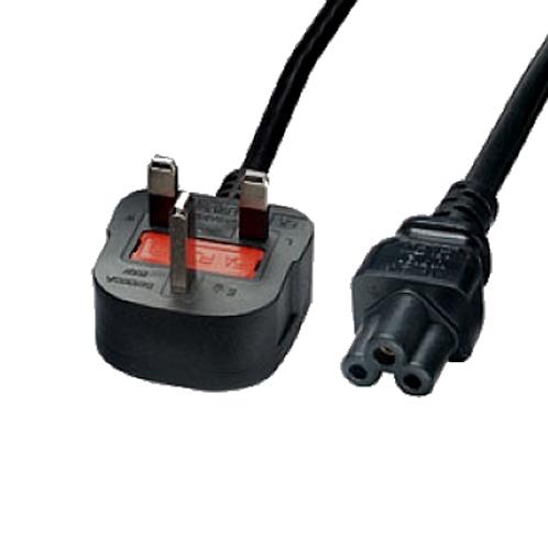 IEC C5 (3pin Clover)