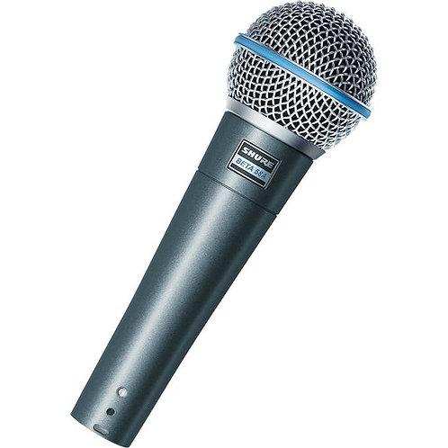 Shure Beta 58 A Dynamic Vocal Microphone