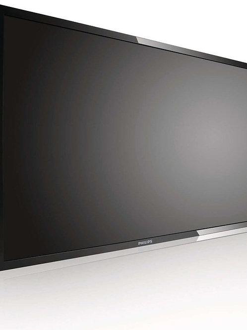 "Philips 84"" U-Line BDL8470 LED 4K Display Screen"