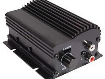 Clever Little Box Compact Stereo Power Amplifier