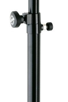K&M Distance Pole Black (1.1m to 1.8m)