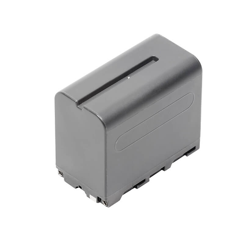 Ansmann - Sony NP-F970 li-ion battery Pack 7.4v 6600mAh 48.8Wh