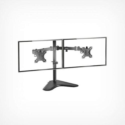 VonHaus Dual Arm Desk Mount with Stand