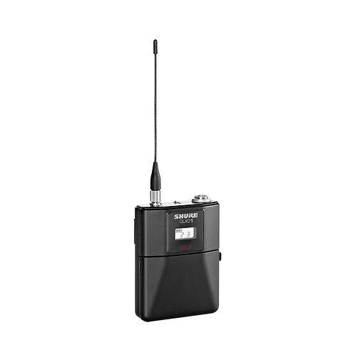 Shure QLXD1 Bodypack Transmitter (470-534 MHz)