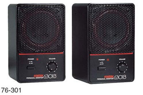 FOSTEX 6301B POWERED LOUDSPEAKER