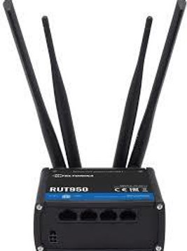 Teletonica RUT950U025A0 Dual sim router 4 x Rj45 + wifi