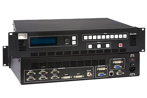 Barco DCS-200 Seamless Video Switcher
