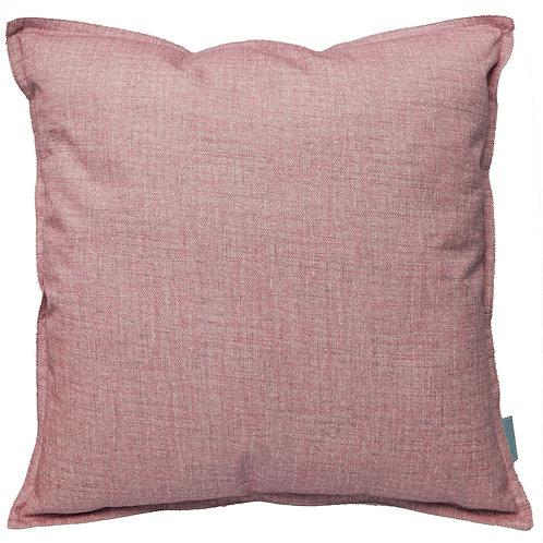 Cojín XL liso rosa 60x60cm