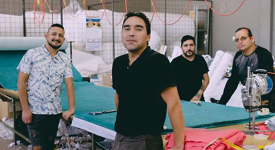 fabrica de productos textiles chilenos