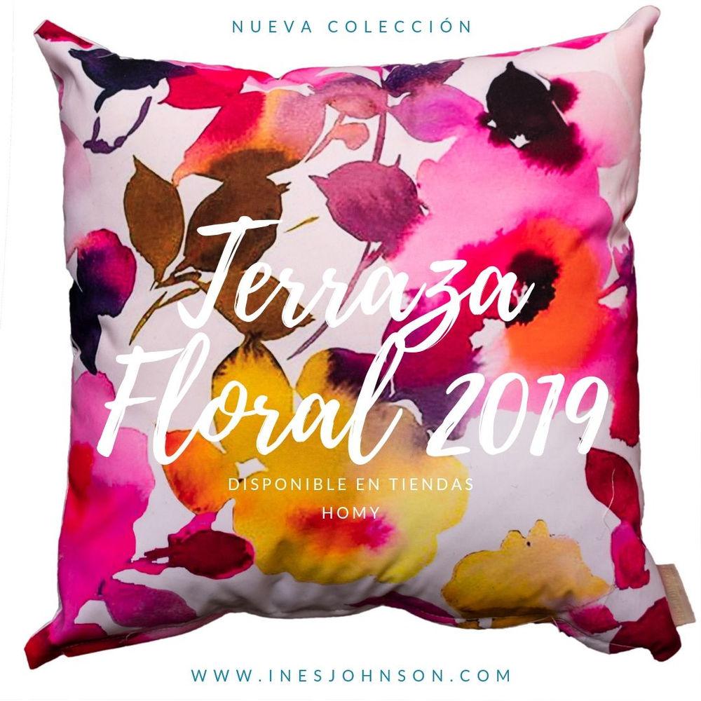 Colección Terraza Florar Homy