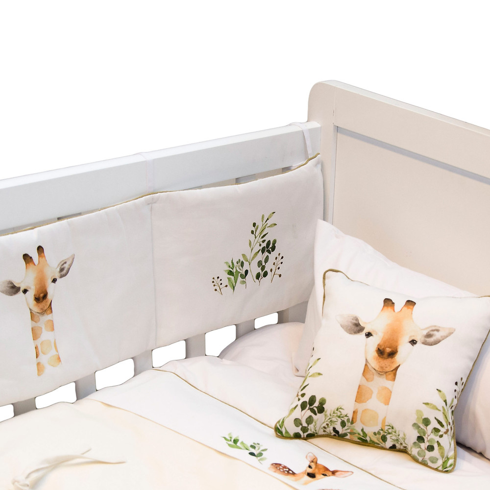 set de cuna chile bebé girafa