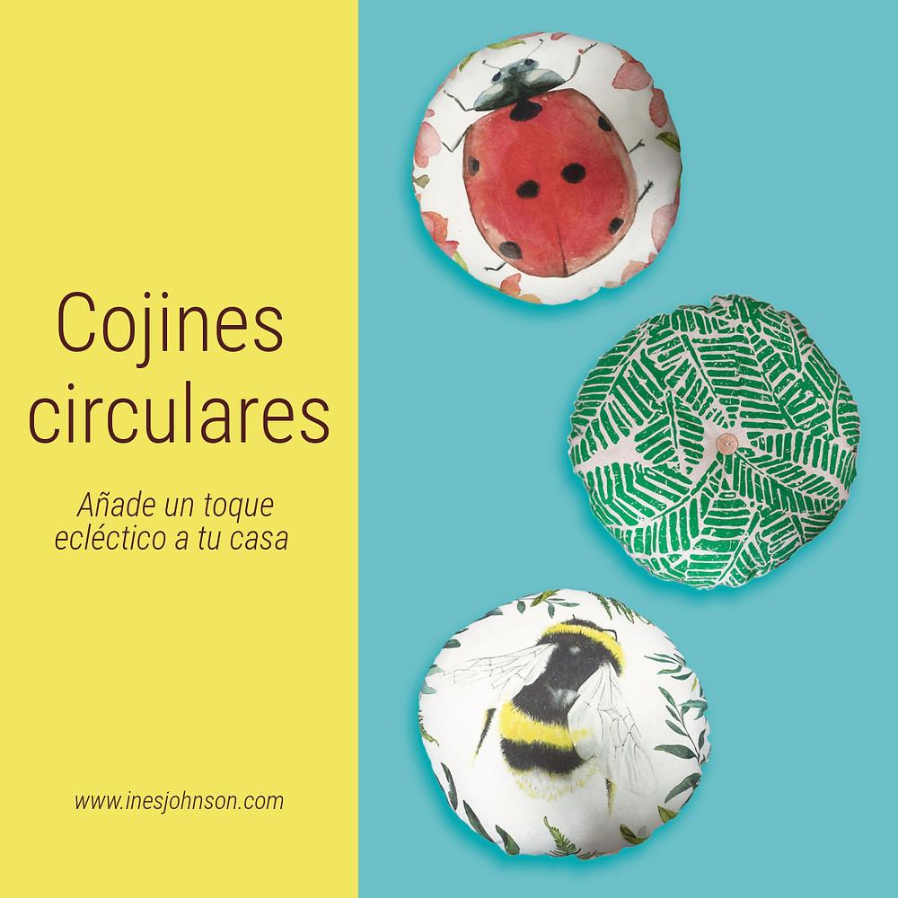 guia cojines circulares hechos en chile