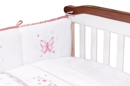 Cubre barrotes mariposa y ramitas