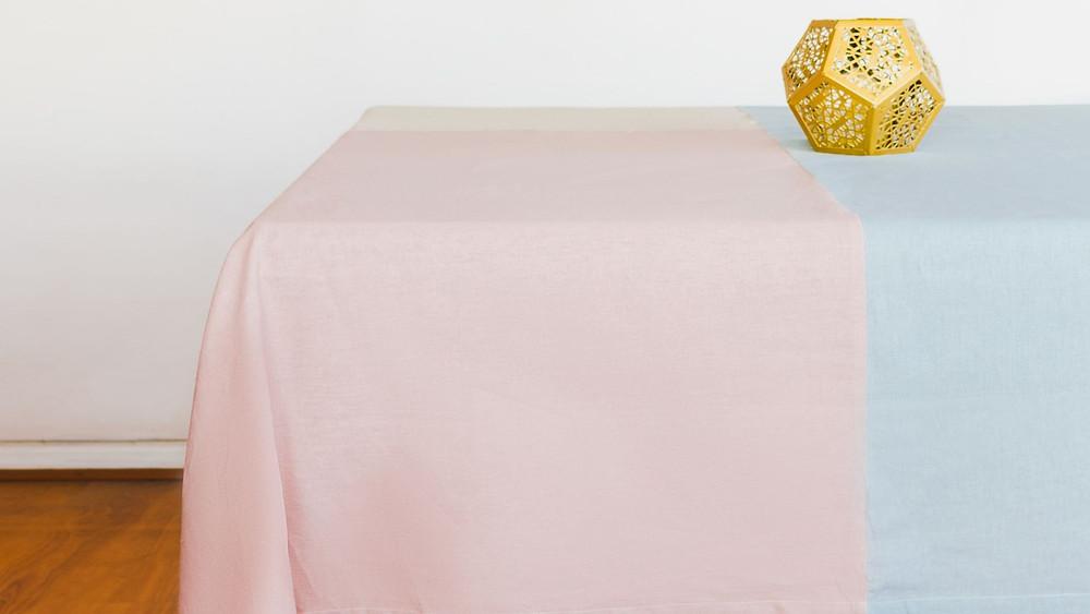 cojin block rosa