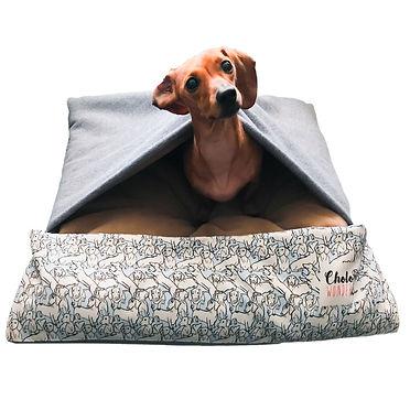 Nuevas camas para perro cholo Wonder 2020