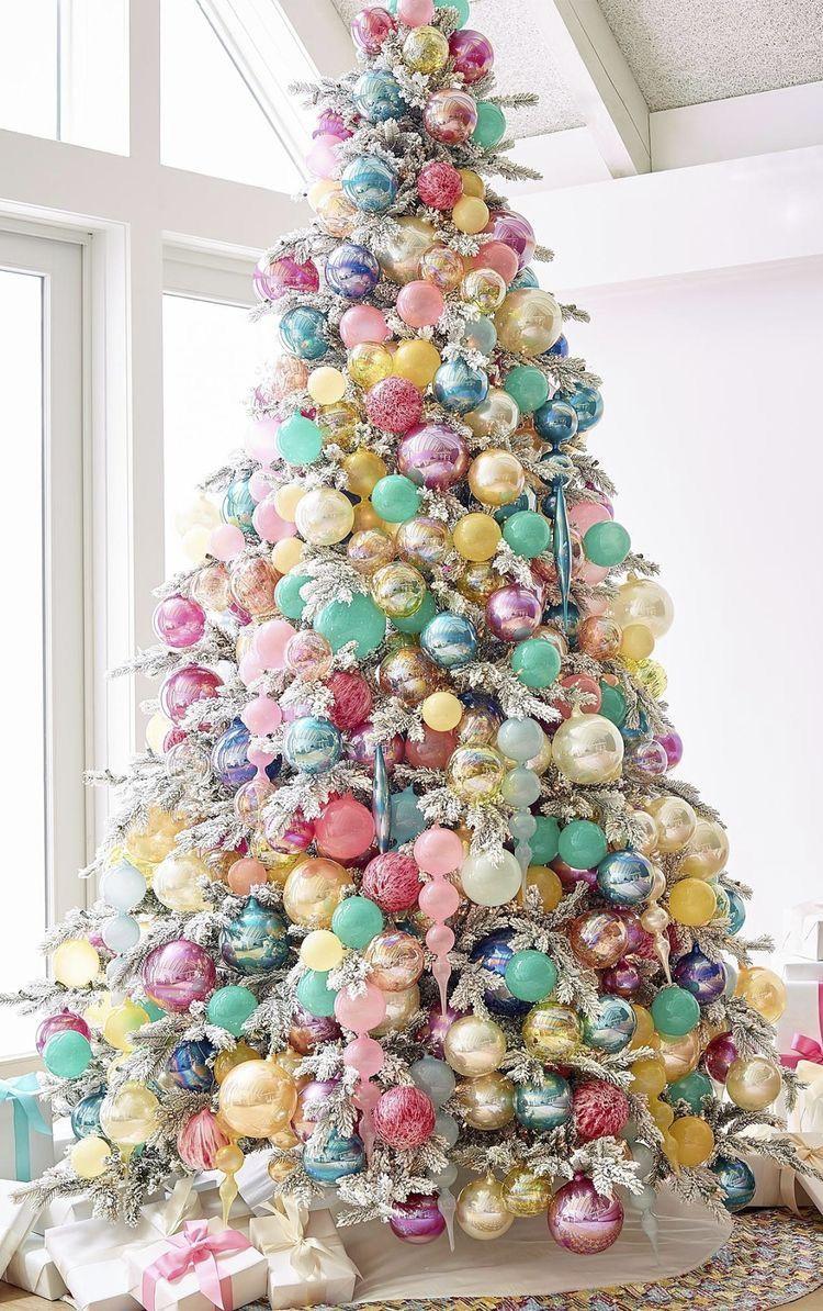 colores pasteles para navidad