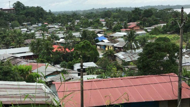 Cidade de Puerto Maldonado