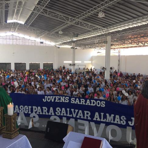Em Aracaju, jovens se comprometem a viver a radicalidade do Evangelho