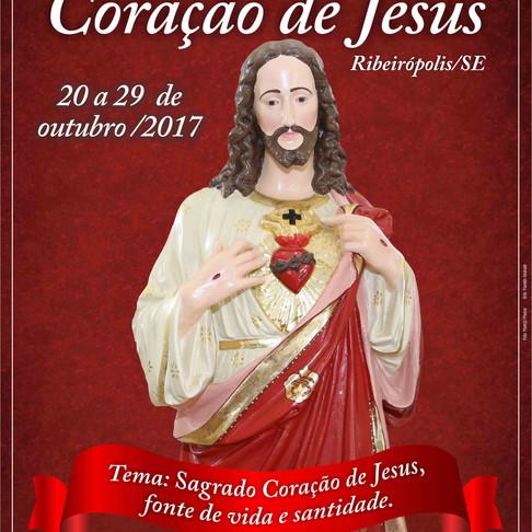 Ribeirópolis, a cidade consagrada ao Sagrado Coração de Jesus