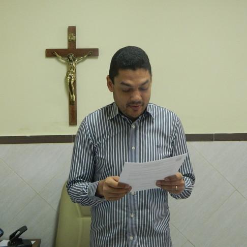 Juramento de Fidelidade no Tribunal Eclesiástico de Aracaju