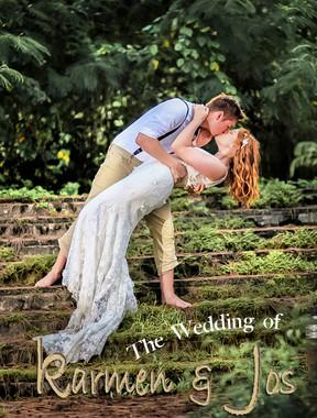 Jos and Karmen's Kauai wedding
