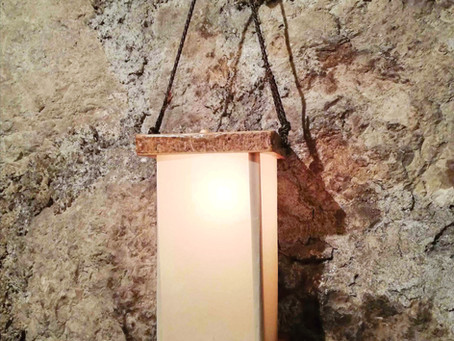 Making a medieval lantern