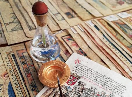 About our parchment replicas