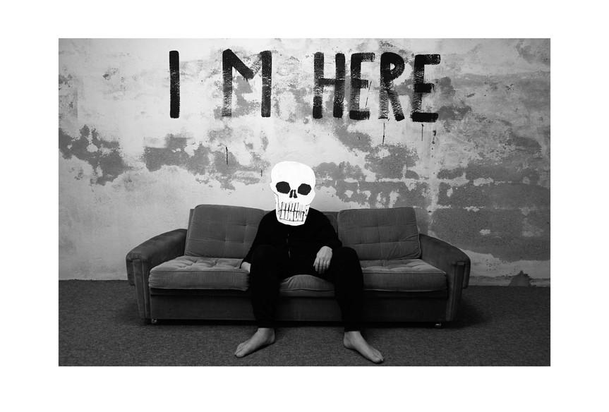 I M HERE