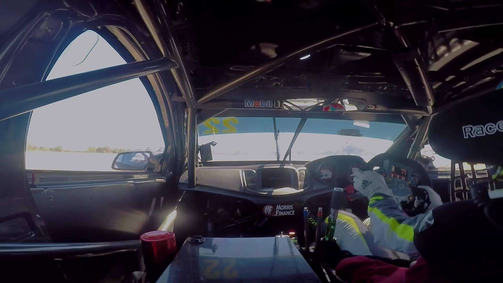 Supercar Test with WAU