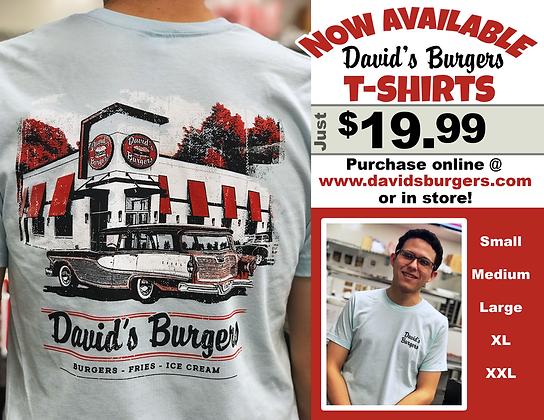 David's Burgers T-Shirt!