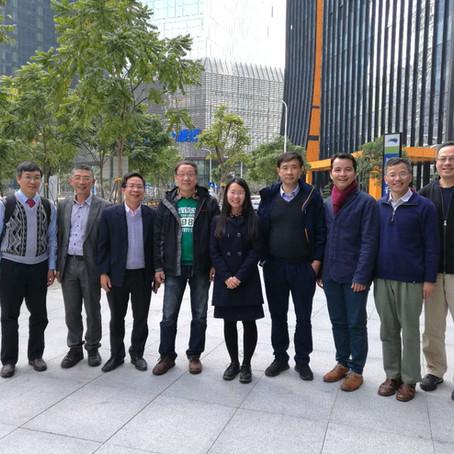 TRAC Project Kick-off Meeting