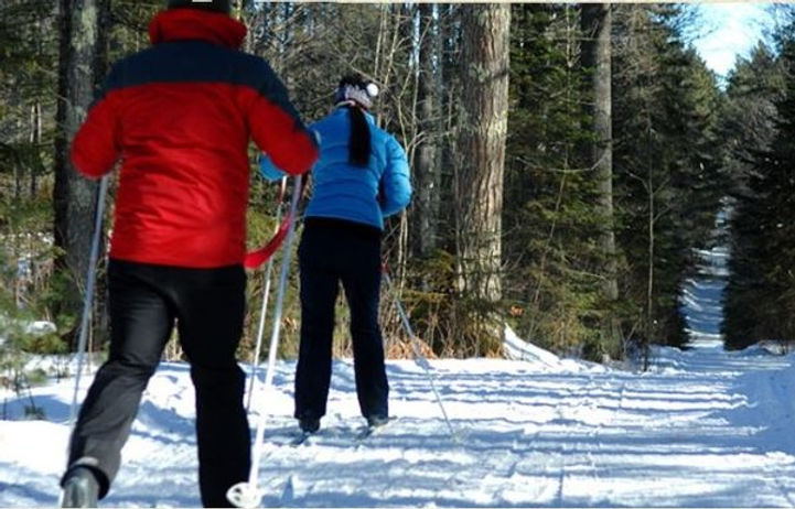 Cross country skiing Ontario